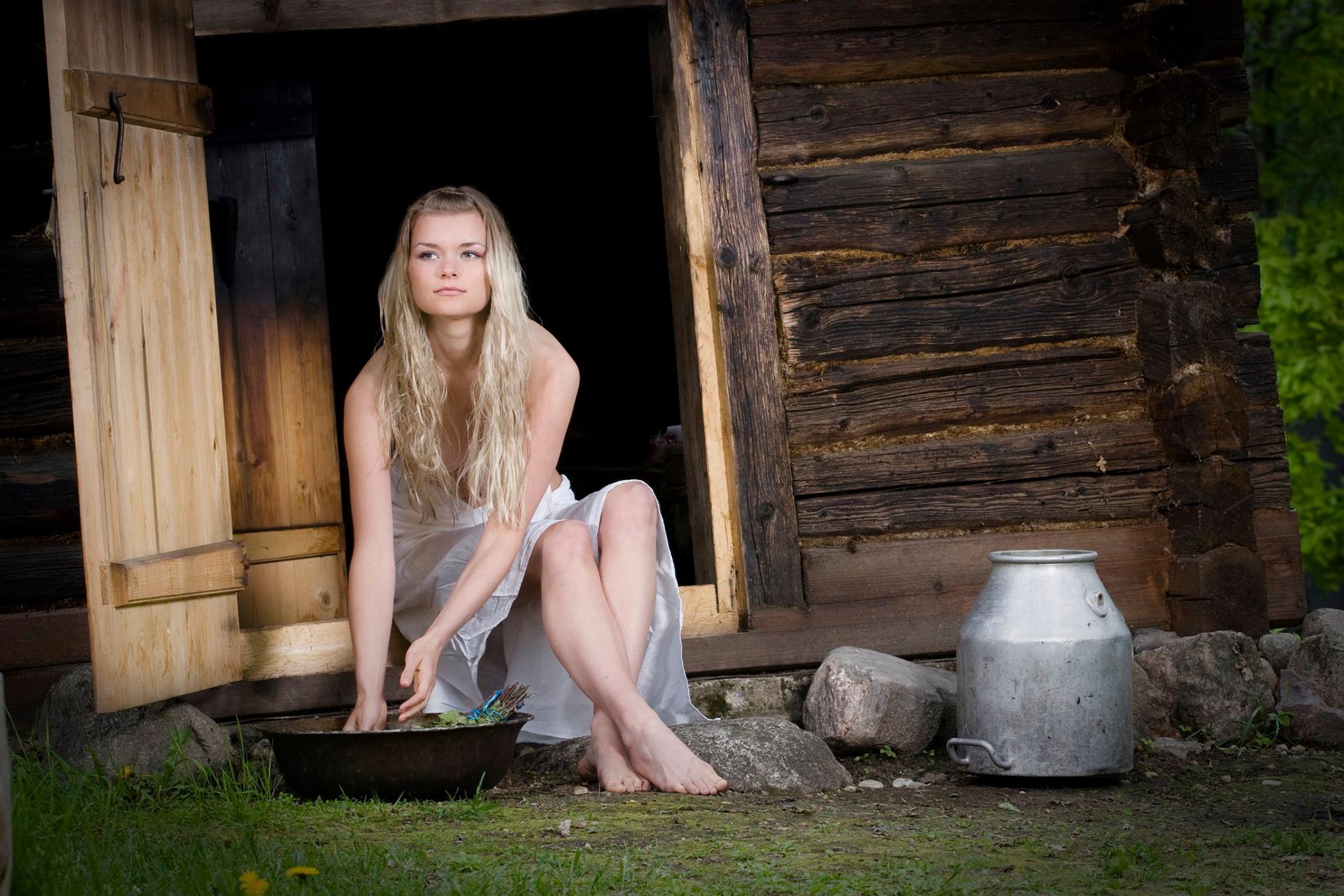 многих женщин домашние фото русских баб в деревне имея возможности наслаждаться